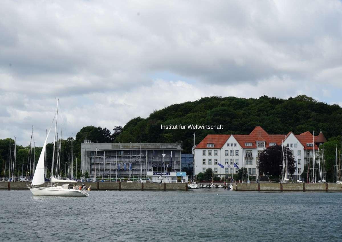 Düsternbrook - Hafen bei Kiel (Düsternbrook)