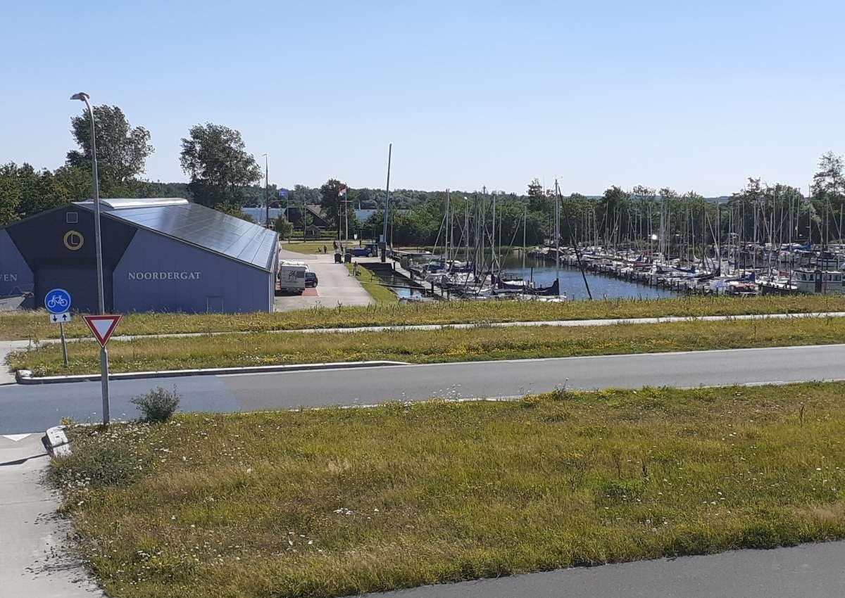 marina Noordergat - Hafen bei Het Hogeland (Lauwersoog)