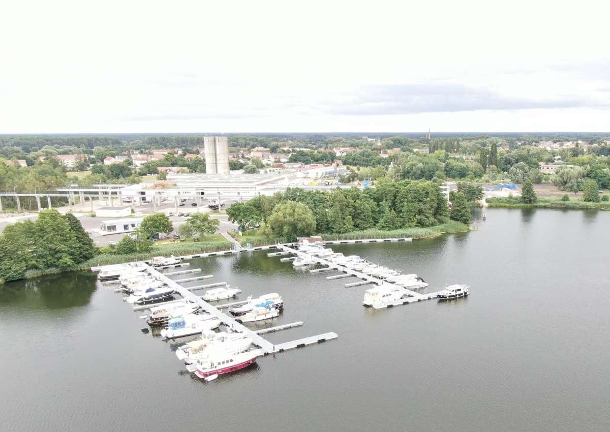 Marina Zehdenick - Hafen bei Zehdenick