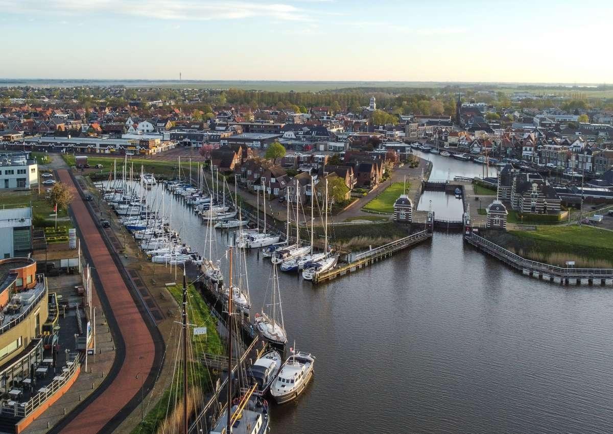 De Lemster Baai Jachthaven - Marina près de De Fryske Marren (Lemmer)