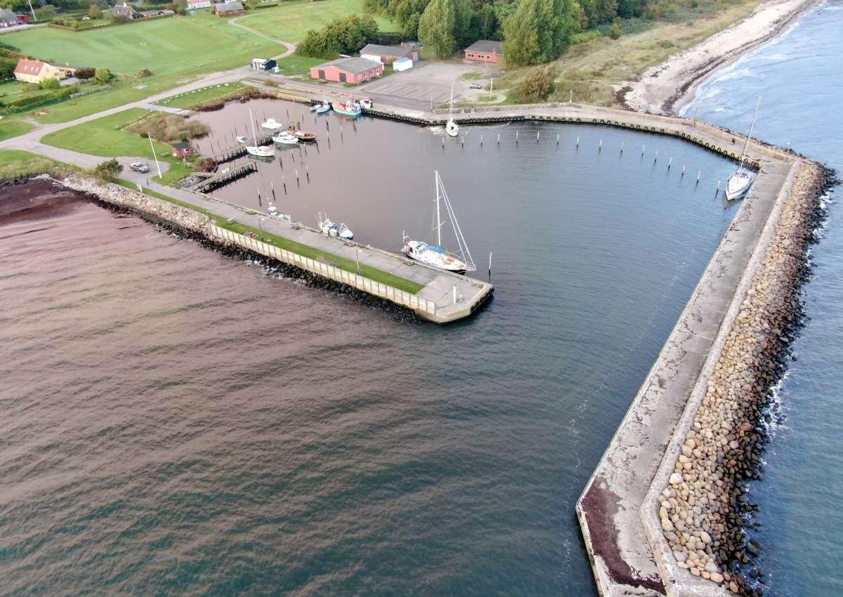 Hesnæs - Marina près de Hesnæs