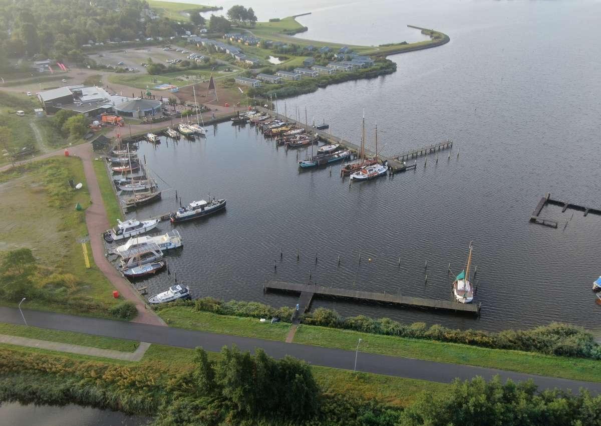 Museumshaven Booze Wijf - Hafen bei Het Hogeland (Lauwersoog)