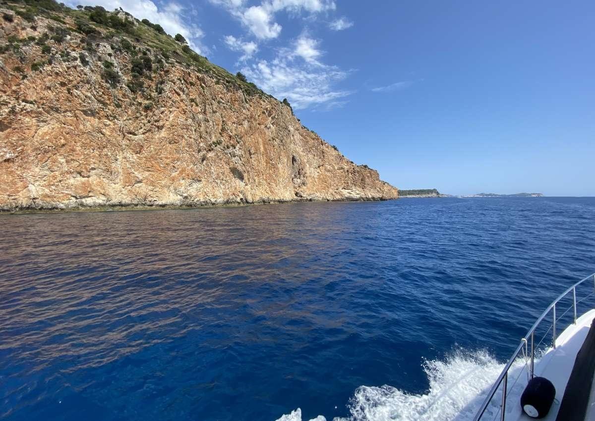 Cabo Vermey - Foto bei Capdepera (Canyamel)