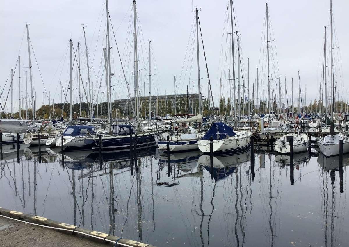Margretheholm - Hafen bei København (Frederiksstaden)