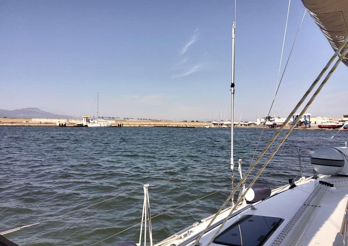 Marina di Sant'Elmo - Hafen bei Cagliari - Casteddu (Bonaria)