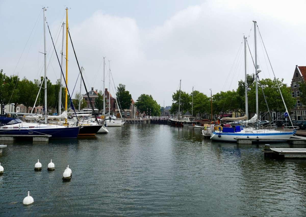 Jachthaven H.w.s.v - Hafen bei Harlingen
