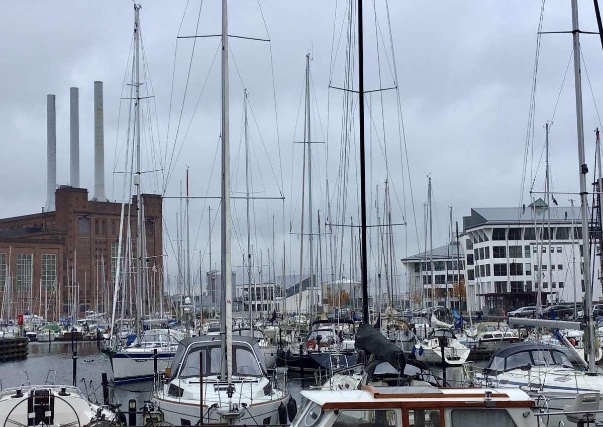 Kalkbrænderihavn - Hafen bei Copenhagen (Østerbro)