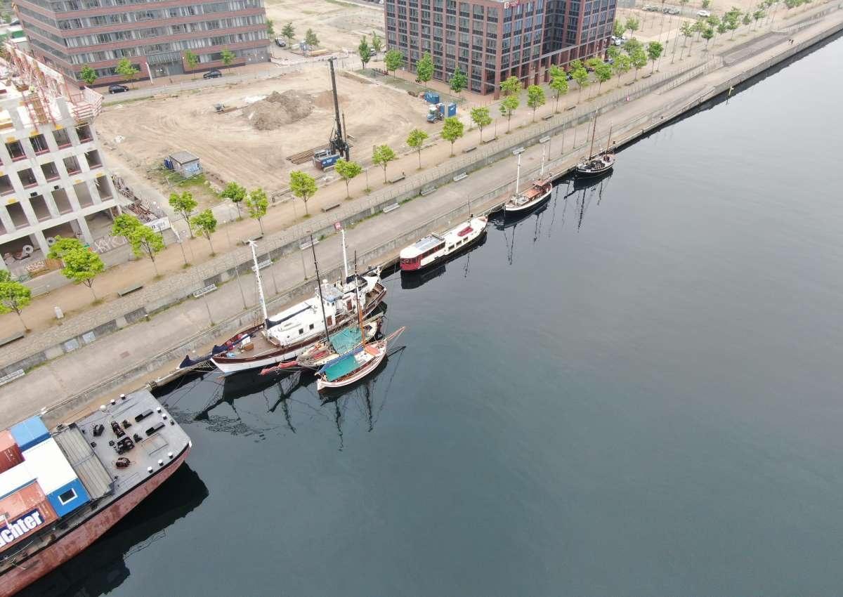 Hörn - Hafen bei Kiel