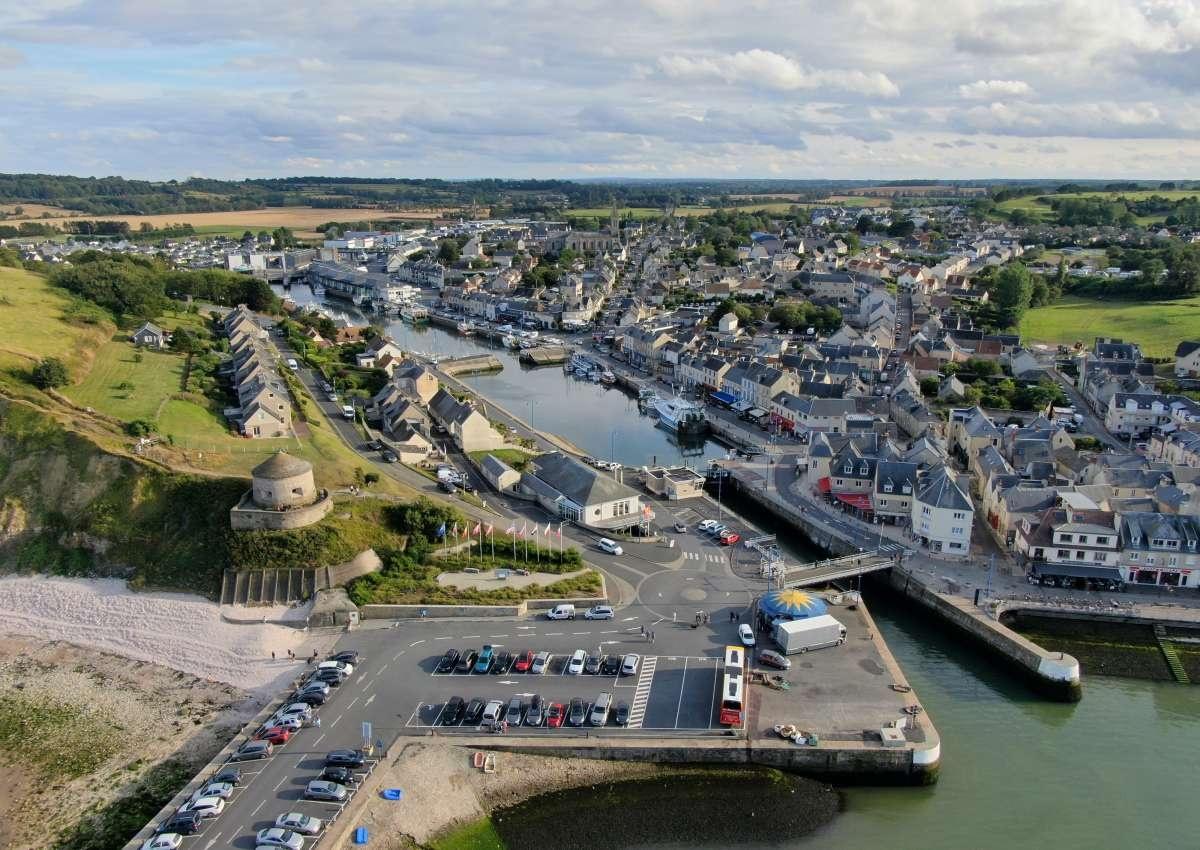 Port-en-Bessin - Hafen bei Port-en-Bessin